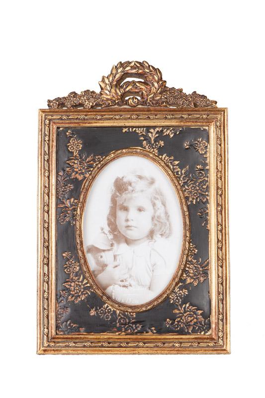 Clayre & Eef fotolijst met koninklijke look CE-2F0210